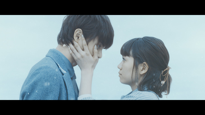 "Watch Fumi Nikaido and Masataka Kubota in Shiseido's beautiful short movie ""Snow Beauty 2016"""