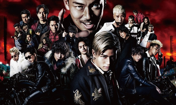 Japanese Netizens react on HIGH&LOW The Movie's Second Week