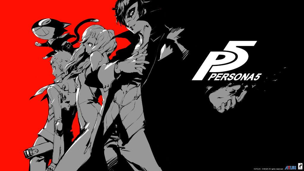 Take A Look at Persona 5's Latest Opening Animation!