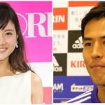 Netizens send congratulations on football captain Makoto Hasebe and model Arisa Sato's wedding