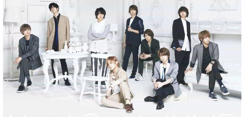 "Hey! Say! JUMP's new album ""DEAR."" covers and song previews out!"