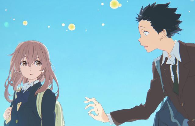 Koe no Katachi Trailer Features Theme Song by Aiko