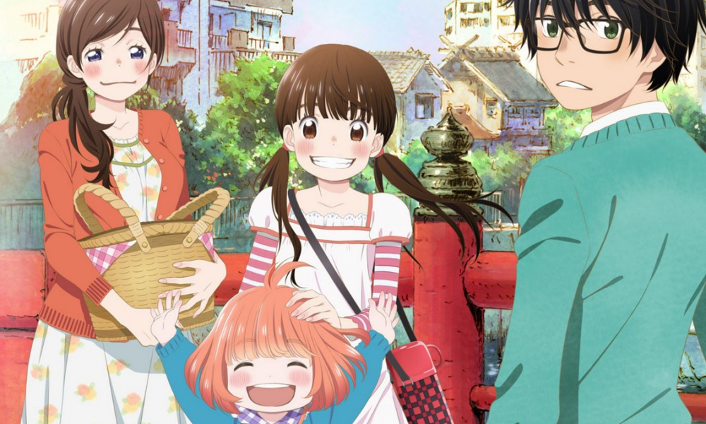 March Comes in Like A Lion TV Anime gets theme songs from Bump of Chicken
