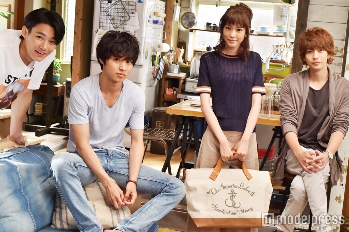 "Check out location shoots from new getsu9 drama ""Suki na Hito ga Iru Koto"""