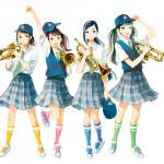 "whiteeeen performs GReeeeN's ""Kiseki"" as theme song for movie ""Aozora Yell"""