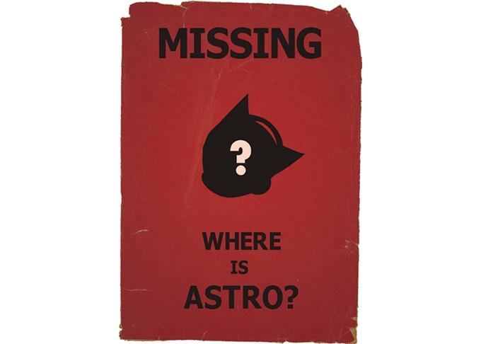 astro missing