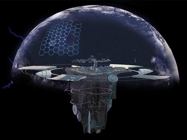 astro sprawl