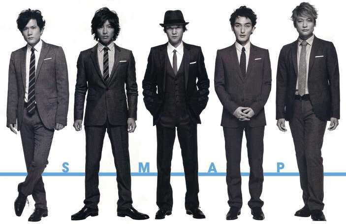 Celebrities react to SMAP disbandment
