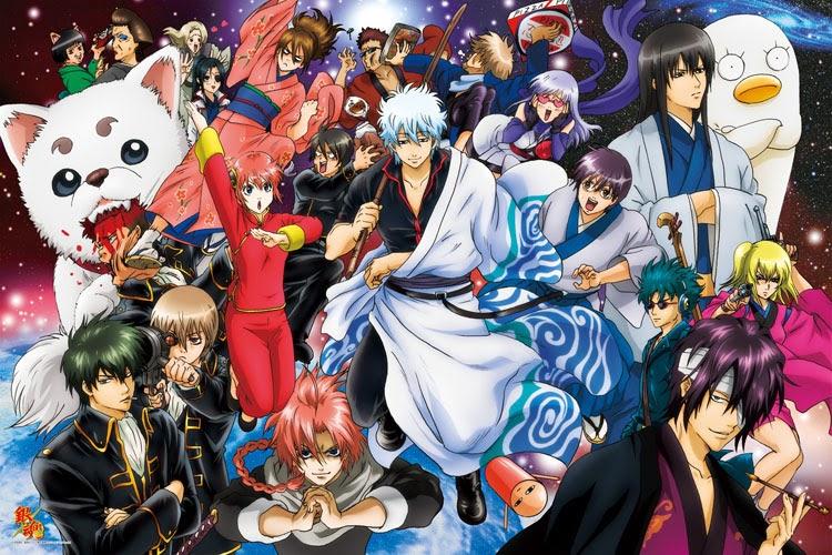 Masaki Okada, Masami Nagasawa, Kanna Hashimoto, and others join the cast of Gintama