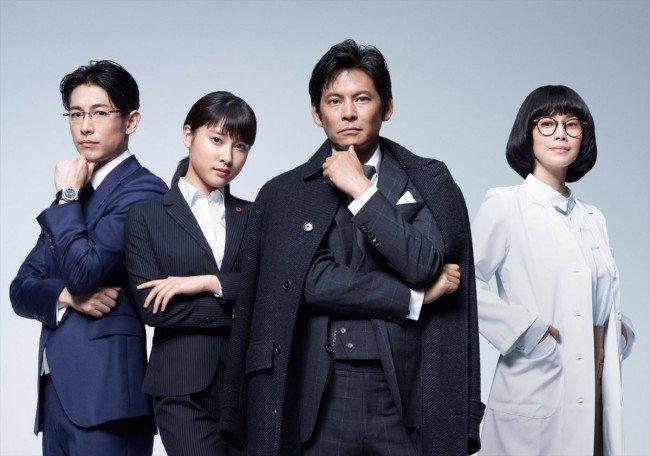 "Oda Yuji, Tsuchiya Tao, Fujioka Dean and Nakatani Miki cast in new TBS drama ""1Q246"""