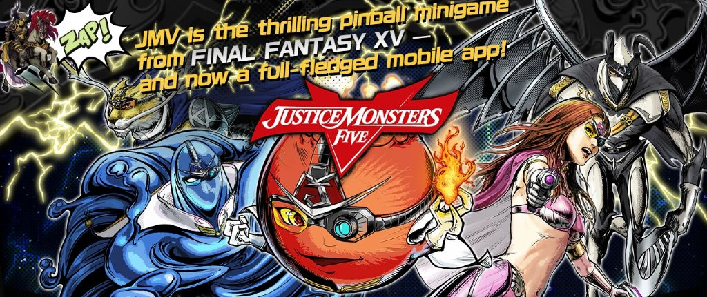 Final Fantasy XV's Justice Monster V is out for iOS & Android!