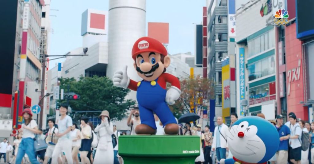 Passing the torch: Tokyo prepares for 2020 Olympics