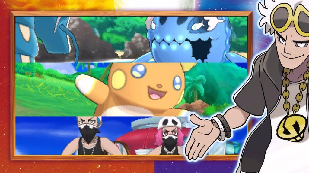 Meet Team Skull And New Pokémon In Latest Pokémon Sun And Moon Trailer