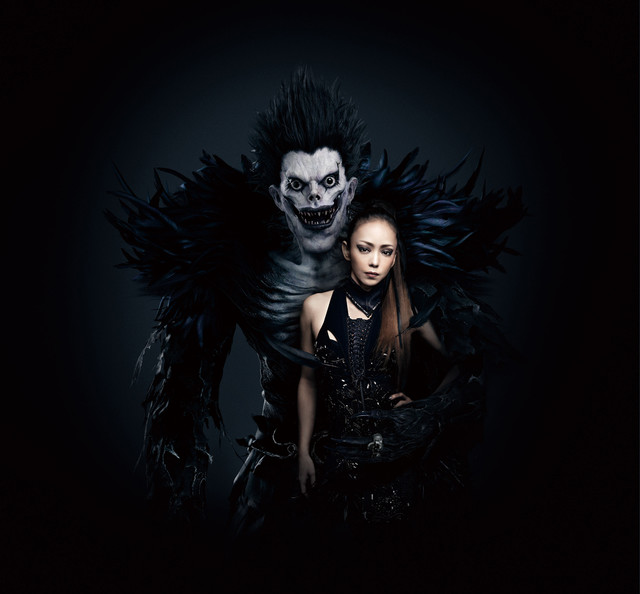 "Namie Amuro Songs to Be Featured in ""Death Note Light Up the NEW World"""