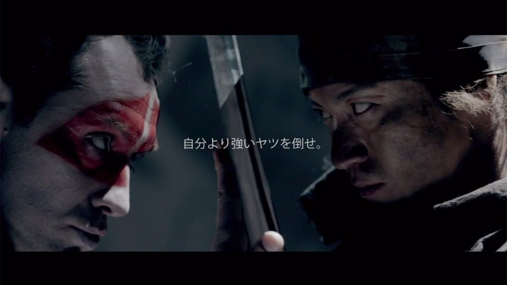 Oguri Shun and Jude Law face off in Pepsi's new 'Momotaro' CM
