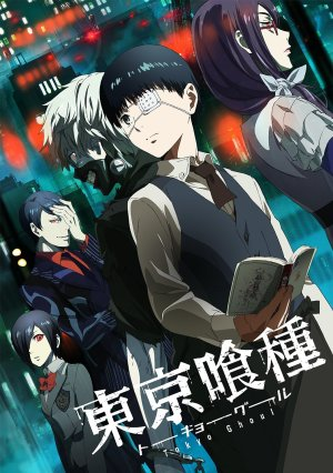 Additional casts for Tokyo Ghoul Live-Action Movie announced!