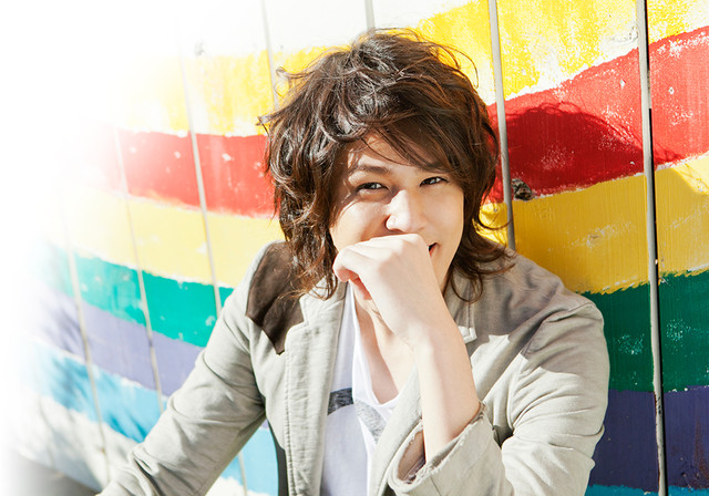 Featured Artist: Mamoru Miyano