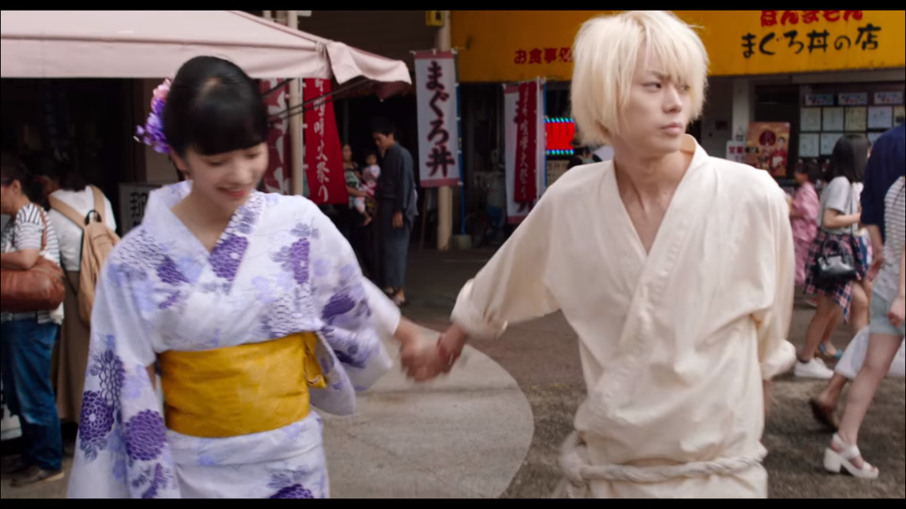 Full Trailer for Oboreru Knife has been released!