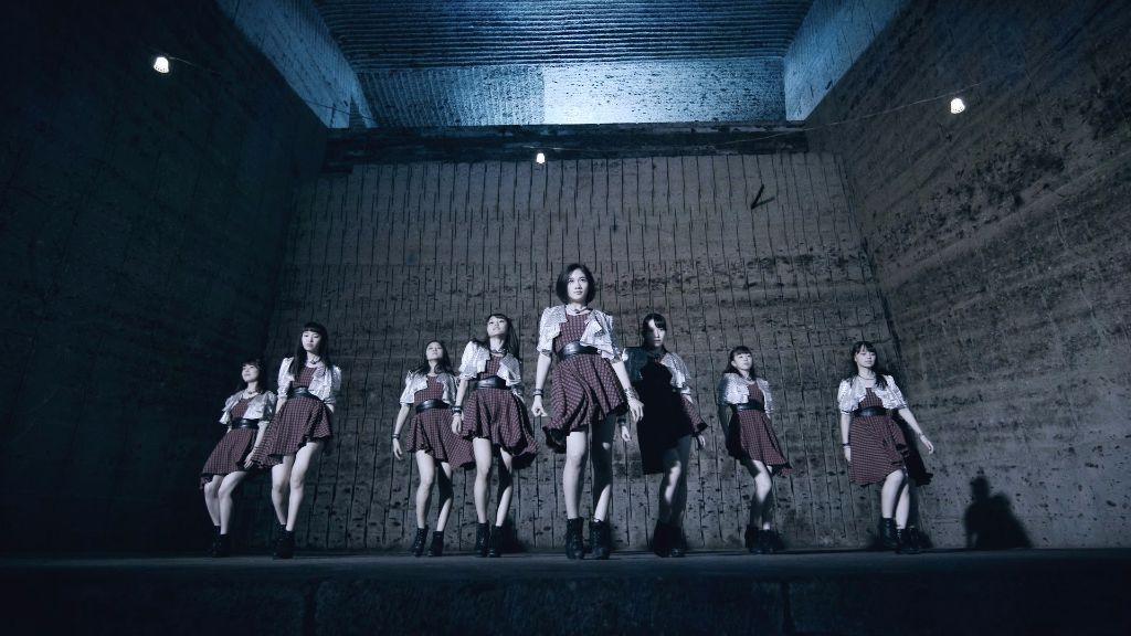 Angerme Studies 'The Human Evolution of Love; The Human Degeneration of Love' in New PV