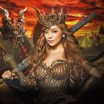 """Ayumi Hamasaki Assumes Rightful Role as Queen in new CMs; new song """"We are the QUEENS"""""""