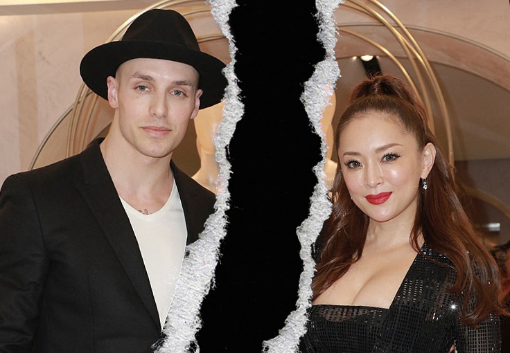 Ayumi Hamasaki announces divorce from second husband