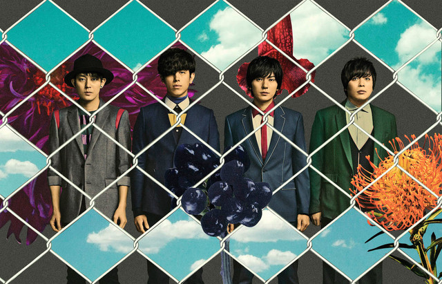 "flumpool announces new single ""FREE YOUR MIND"" for November 2nd"