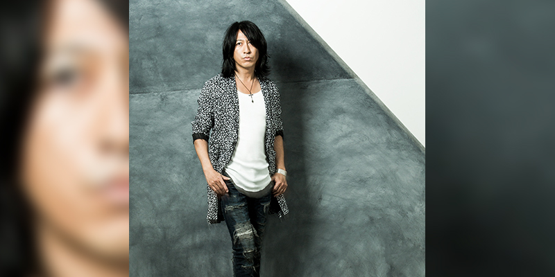 "GLAY's TAKURO To Release Solo Album ""Journey Without a Map"""