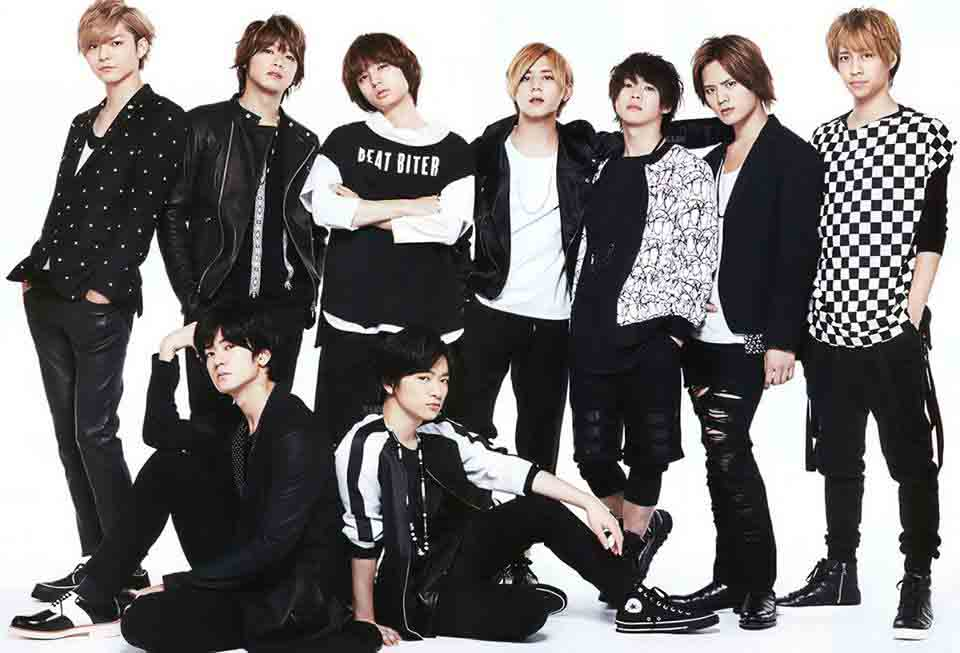 """Hey! Say! JUMP to release new single """"Fantastic Time"""""""