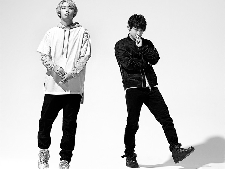SKY-HI and SALU Team Up for Collaboration Album