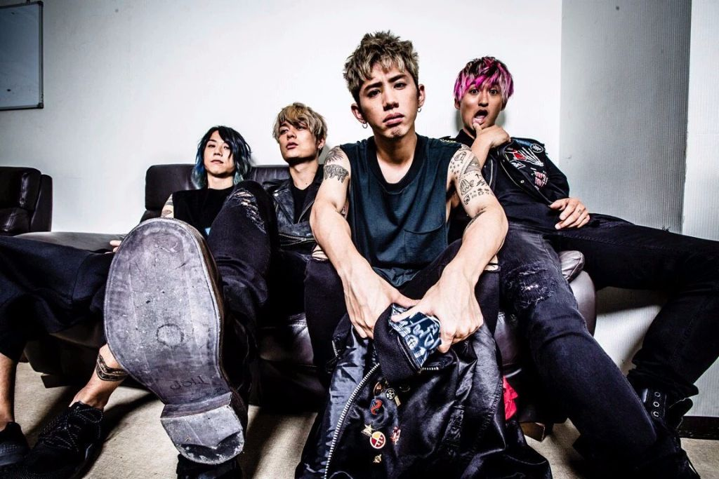 ONE OK ROCK signs with U.S. label Fueled By Ramen