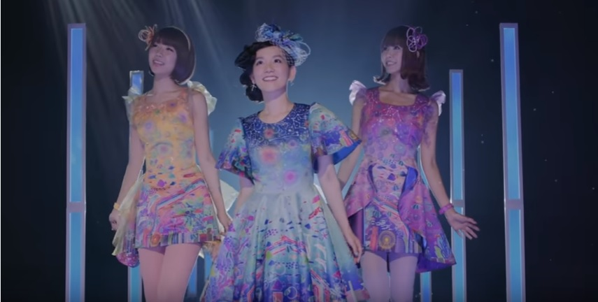 Under the Sea Fun with ShinoVani in their PV for 'Onnanoko ☆ Otokonoko'