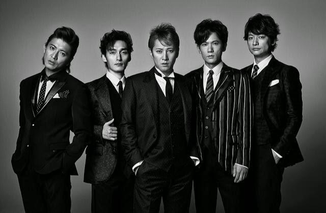 SMAP Holds a Small, Informal Party on Their Last Day Together
