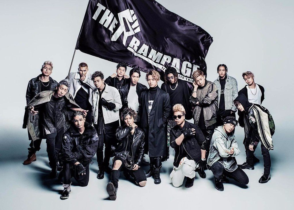 THE RAMPAGE from EXILE TRIBE to debut January 25