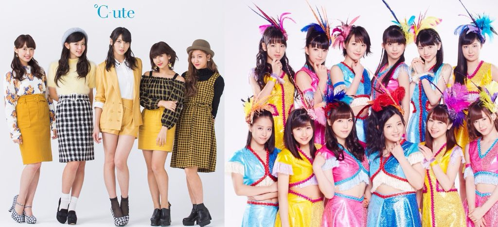 Morning Musume '16 & °C-ute to release new singles in