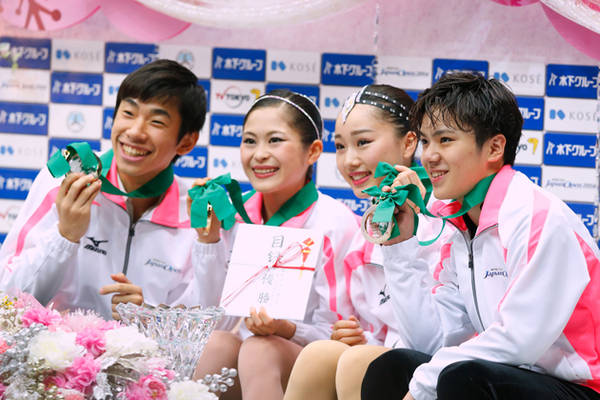 Team Japan Wins Japan Open for Second Year in a Row