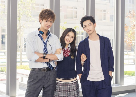 """Character images released for """"Ani ni Aisaresugite Komattemasu"""" live action film"""