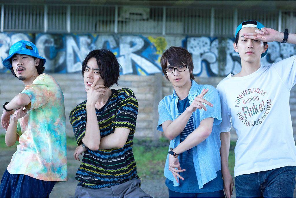 """Suda Masaki, Yokohama Ryuusei, Narita Ryo & Sugino Yosuke to become """"GReeeeN Boys"""""""