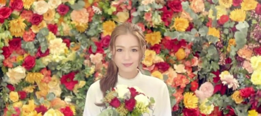 "Kana Nishino brightens the world in flower-filled ""Dear Bride"" PV"