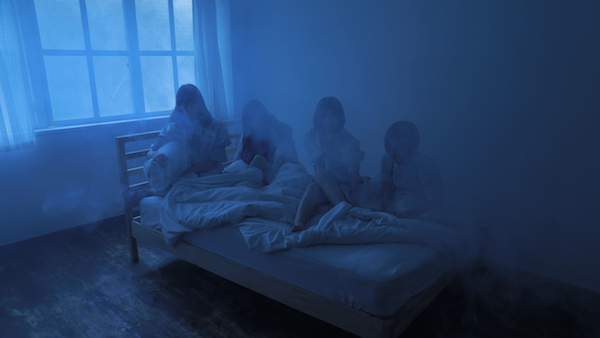 "Get mesmerized by Maison book girl's new MV ""cloudy irony"""