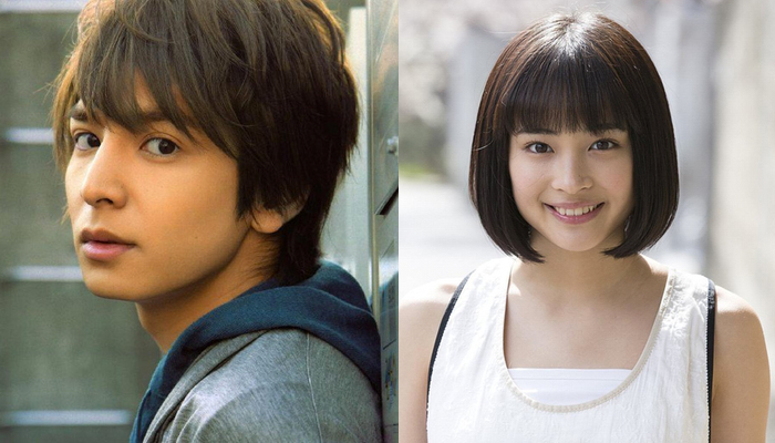 "Toma Ikuta & Suzu Hirose to Co-Star in Film Adaptation of ""Sensei!"""