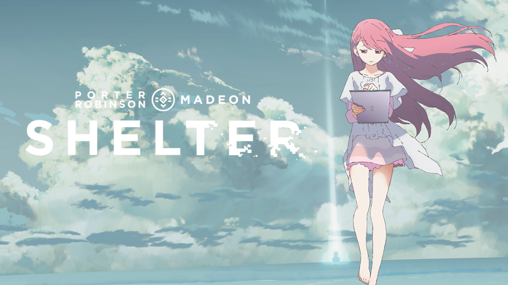 "A-1 Pictures Produced A Gorgeous Animated Short ""Shelter"" for American Producer Porter Robinson"