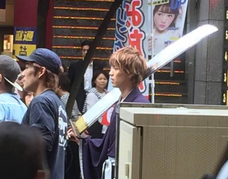 First Look At Live Action Bleach Film Starring Sota Fukushi