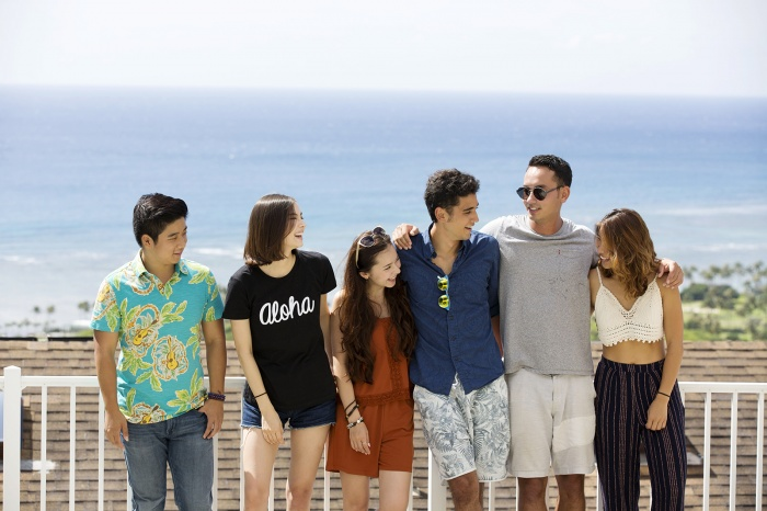 Meet the housemates of terrace house aloha state arama for Terrace house japan cast