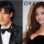 Meisa Kuroki Gives Birth to Her and Jin Akanishi's Second Child