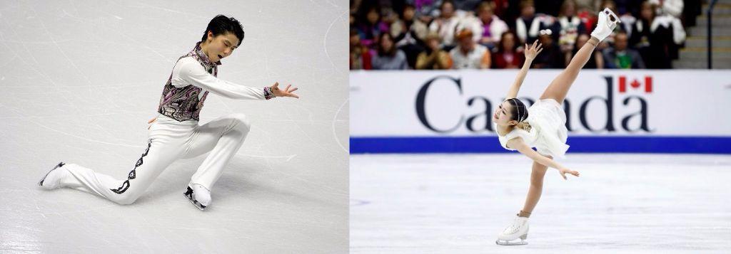 Yuzuru Hanyu Places 2nd, Satoko Miyahara 3rd at Skate Canada