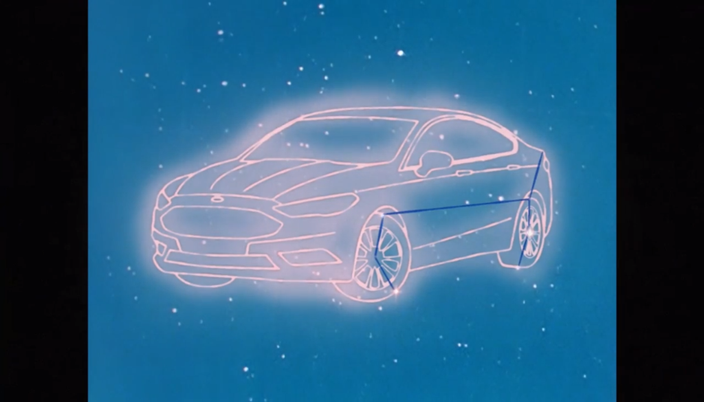 Sailor Moon Wants to Drive a Ford Fusion