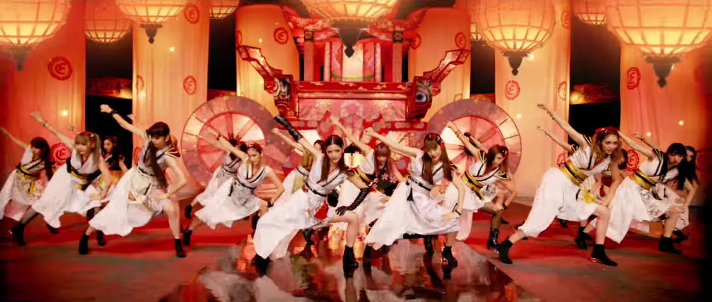 "Get a glimpse of E-girls' many facets in ""Go! Go! Let's Go!"" MV"