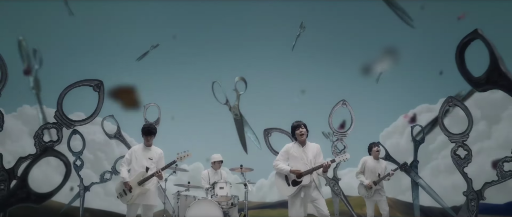 "flumpool releases imaginative and metaphorical MV for ""FREE YOUR MIND"""