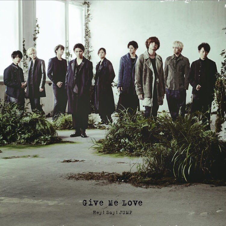 """Hey! Say! JUMP to release new single """"Give Me Love"""""""