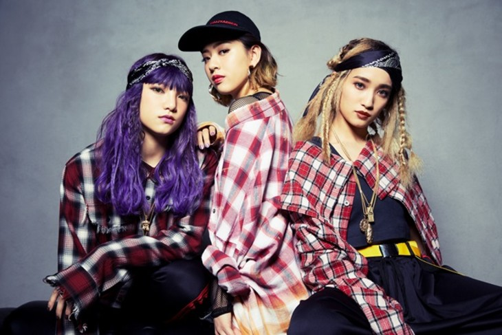 E-Girls Anna Suda, YURINO and Yuzuna Takebe Form Hip-Hop Unit Sudannayuzuyuri